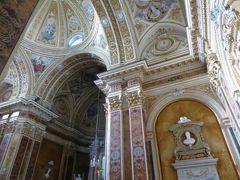 真夏の優雅な南イタリア旅行 Napoli×Puglia♪ Vol189(第10日目夕) ☆フランカヴィッラ・フォンターナ(Francavilla Fontana):Chiesa dei Padri Liguoriniを見学♪