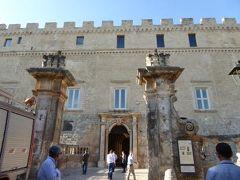 真夏の優雅な南イタリア旅行 Napoli×Puglia♪ Vol190(第10日目夕) ☆フランカヴィッラ・フォンターナ(Francavilla Fontana):Castello Imperiali di Francavilla Fontanaを鑑賞♪