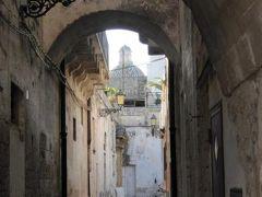 真夏の優雅な南イタリア旅行 Napoli×Puglia♪ Vol191(第10日目夕) ☆フランカヴィッラ・フォンターナ(Francavilla Fontana)から専用車ベンツでオストゥーニ(Ostuni)へGO♪