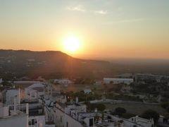 真夏の優雅な南イタリア旅行 Napoli×Puglia♪ Vol192(第10日目夕) ☆オストゥーニ(Ostuni):ホテル「La Sommita Relais」のスイートルームで優雅に過ごす♪
