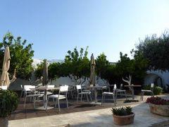 真夏の優雅な南イタリア旅行 Napoli×Puglia♪ Vol196(第11日目朝) ☆オストゥーニ(Ostuni):ホテル「La Sommita Relais」の最後の朝食♪