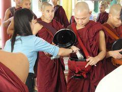 2014年8月7日~21日 ミャンマー・バンコク観光 17 ヤンゴン・バゴー編 8月15日