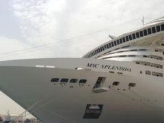 MSCスプレンディダ地中海クルーズ     01