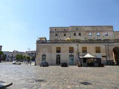 真夏の優雅な南イタリア旅行 Napoli×Puglia♪ Vol202(第11日目午後) ☆ガラティーナ(Galatina)から専用車ベンツでレッチェ(Lecce)へ♪