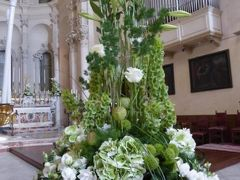 真夏の優雅な南イタリア旅行 Napoli×Puglia♪ Vol203(第11日目午後) ☆レッチェ(Lecce):レッチェの至宝「Basilica di Santa Croce」を鑑賞♪