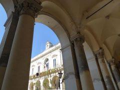 真夏の優雅な南イタリア旅行 Napoli×Puglia♪ Vol204(第11日目午後) ☆レッチェ(Lecce):レッチェの至宝「Basilica di Santa Croce」の隣接するPalazzo del Celestiniを見学♪