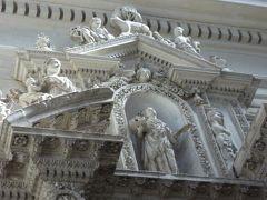 真夏の優雅な南イタリア旅行 Napoli×Puglia♪ Vol207(第11日目午後) ☆レッチェ(Lecce):怒涛のバロック様式内装のChiesa di Sant'Ireneを鑑賞♪