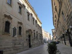 真夏の優雅な南イタリア旅行 Napoli×Puglia♪ Vol211(第11日目夕) ☆レッチェ(Lecce):「Duomo」からホテルへ歩く♪