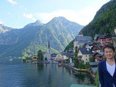 「世界で最も美しい湖畔の町」ハルシュタットへ