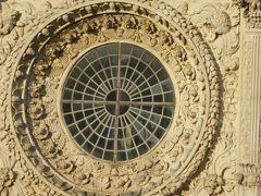 真夏の優雅な南イタリア旅行 Napoli×Puglia♪ Vol213(第11日目夕) ☆レッチェ(Lecce):「Patria Palace Hotel Lecce」の屋上テラスからBasilica di Santa Croceを眺めて♪
