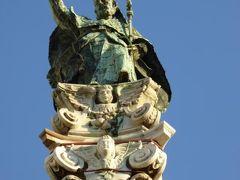 真夏の優雅な南イタリア旅行 Napoli×Puglia♪ Vol214(第11日目夕) ☆レッチェ(Lecce):黄昏のPiazza S.Oronzoを優雅に歩く♪