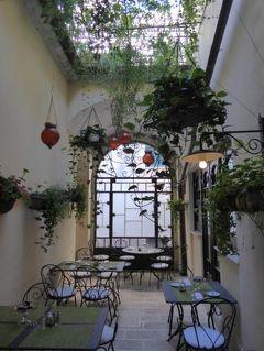 真夏の優雅な南イタリア旅行 Napoli×Puglia♪ Vol222(第12日目朝) ☆レッチェ(Lecce):「Patria Palace Hotel Lecce」の優雅な朝食♪