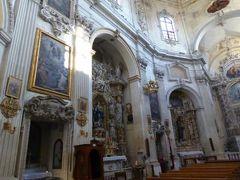 真夏の優雅な南イタリア旅行 Napoli×Puglia♪ Vol228(第12日目夕) ☆レッチェ(Lecce):黄昏のレッチェを歩く♪バロックの美しいChiesa di Santa Chiara♪