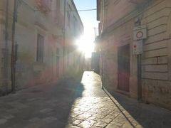 真夏の優雅な南イタリア旅行 Napoli×Puglia♪ Vol231(第12日目夕) ☆レッチェ(Lecce):黄昏のレッチェを歩く♪旧市街を彷徨いながら♪