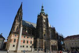 2014年7月 中欧4ヵ国とドイツをめぐる鉄道の旅 (9) プラハ前編