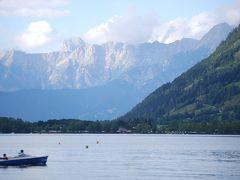 オーストリア三大名峰山麓ハイキング10日間の旅⑫ツェル・アム・ゼー