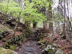 日光_Nikko もう一つの日光!滝尾(たきのお)神社とそこへ続く古道