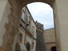 真夏の優雅な南イタリア旅行 Napoli×Puglia♪ Vol250(第13日目夕) ☆オートラント(Otranto):ホテルまでにちょこっと旧市街を歩く♪