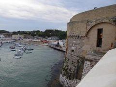 真夏の優雅な南イタリア旅行 Napoli×Puglia♪ Vol254(第13日目夕) ☆オートラント(Otranto):旧市街を囲む城壁と城門を眺めて♪