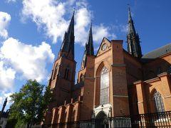 北欧最古の大学、大聖堂のある街