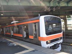 2014年9月航空機と鉄道とバスの旅2(南武線・武蔵野線)