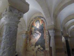 真夏の優雅な南イタリア旅行 Napoli×Puglia♪ Vol260(第14日目午前) ☆オートラント(Otranto):大聖堂(Basilica Cattedrale)の地下教会を見学♪