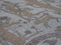 真夏の優雅な南イタリア旅行 Napoli×Puglia♪ Vol261(第14日目午前) ☆オートラント(Otranto):大聖堂(Basilica Cattedrale)の素晴らしいモザイク画を鑑賞♪