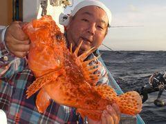 安房丸釣日記2014-9