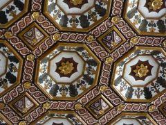 真夏の優雅な南イタリア旅行 Napoli×Puglia♪ Vol262(第14日目午前) ☆オートラント(Otranto):大聖堂(Basilica Cattedrale)の美しい天井やモザイクや装飾を優雅に鑑賞♪