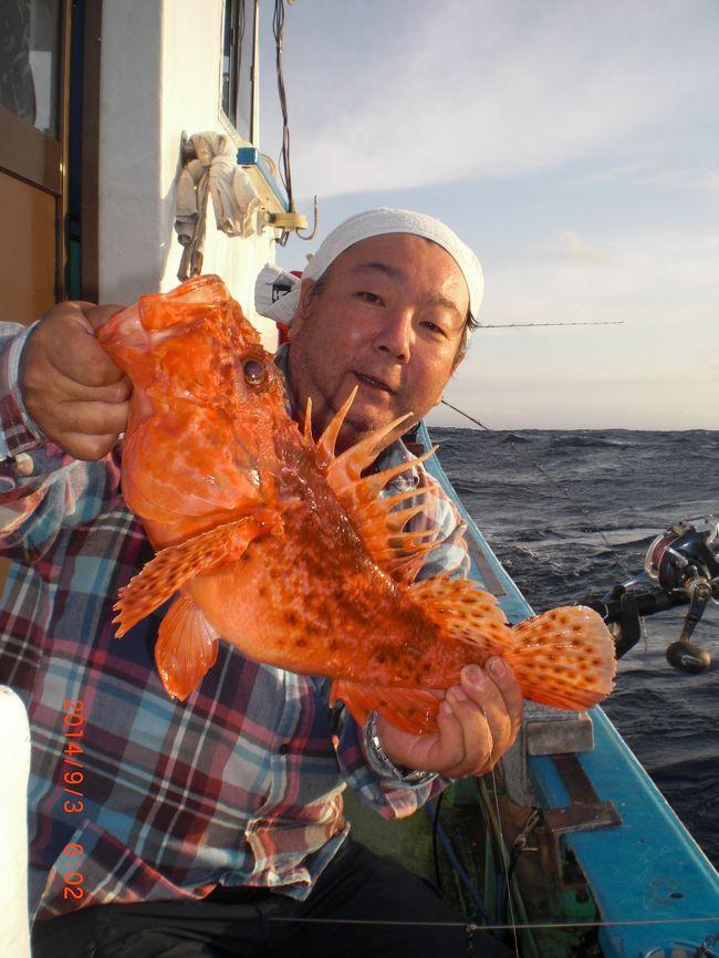写真を撮る枚数が多いので<br />毎月新規作成になります<br />月ごとにまとめて<br />さて秋沖です<br />今月はどんな魚が釣れるかな?