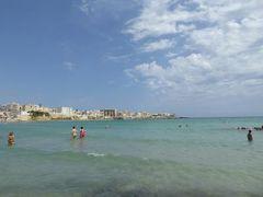 真夏の優雅な南イタリア旅行 Napoli×Puglia♪ Vol265(第14日目午前) ☆オートラント(Otranto):美しいビーチで優雅なバカンス♪