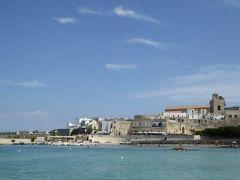 真夏の優雅な南イタリア旅行 Napoli×Puglia♪ Vol267(第14日目午後) ☆オートラント(Otranto):午後も優雅にビーチバカンス♪