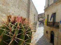 真夏の優雅な南イタリア旅行 Napoli×Puglia♪ Vol269(第14日目夕) ☆オートラント(Otranto):「Hotel Palazzo Papaleo」で優雅なシェスタタイム♪