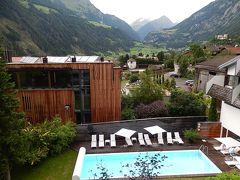 オーストリア三大名峰山麓ハイキング10日間の旅・・・ホテル編②マトライ、カプルーン