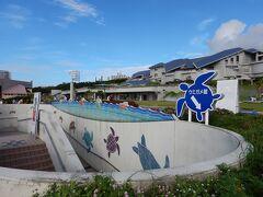 2014年の夏休みは、念願の沖縄2泊3日の旅 (1)沖縄そばと美ら海水族館と美ら夕焼け(2014年8~9月)