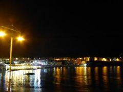 真夏の優雅な南イタリア旅行 Napoli×Puglia♪ Vol277(第14日目夜) ☆オートラント(Otranto):夜の旧市街から煌めく海を眺めて♪