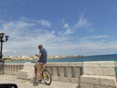 真夏の優雅な南イタリア旅行 Napoli×Puglia♪ Vol279(第15日目午前) ☆オートラント(Otranto):出発までにのんびりと散歩♪