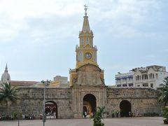 コロンビア・カルタヘナの世界遺産 旧市街の歴史地区を訪ねて