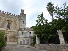 真夏の優雅な南イタリア旅行 Napoli×Puglia♪ Vol288(第15日目午後) ☆ナルド(Nardo):美しいナルド城(Castello Aragonese)と城壁を眺めて♪