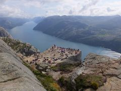 Lysefjord (2014年夏の旅行記)