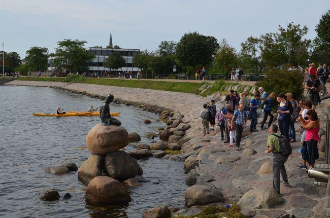 2014.8.10<br />早朝にストックホルムを出発してコペンハーゲンへ。<br />空港のコインロッカーに荷物を預けてコペンハーゲン市内へ。<br />夕方にフランクフルト乗り継ぎで羽田帰国。