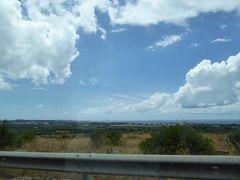 真夏の優雅な南イタリア旅行 Napoli×Puglia♪ Vol289(第15日目午後) ☆ナルド(Nardo)から憧れのガリポリ(Gallipoli)へ♪