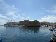 真夏の優雅な南イタリア旅行 Napoli×Puglia♪ Vol291(第15日目午後) ☆ガリポリ(Gallipoli):最高級ホテル「Palazzo del Corso」から旧市街へ歩く♪