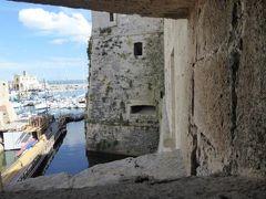 真夏の優雅な南イタリア旅行 Napoli×Puglia♪ Vol292(第15日目午後) ☆ガリポリ(Gallipoli):ガリポリ城(Castello Angioino)の内部を見学♪