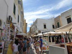 真夏の優雅な南イタリア旅行 Napoli×Puglia♪ Vol294(第15日目午後) ☆ガリポリ(Gallipoli):ガリポリ城から旧市街内を優雅に歩く♪