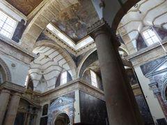 真夏の優雅な南イタリア旅行 Napoli×Puglia♪ Vol295(第15日目午後) ☆ガリポリ(Gallipoli):旧市街の美しい大聖堂「Duomo」(Cattedrale di Santa Agata)を鑑賞♪