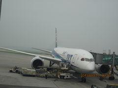 飛行機搭乗記、ウランバートルからの帰路。