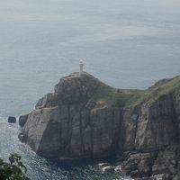 五島列島の福江島。