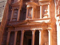 2008 Jordan; Petra, Dead sea etc..