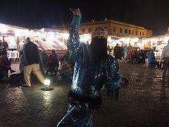Morocco in 2012 vol.8 ~フェズからマラケシュへback、そしてやはりちょっとだけのジャマ・エル・フナ広場とスーク~